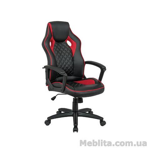 Кресло офисное Mezzo black/red Special4You, фото 2