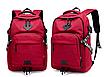 Рюкзак городской ISteeL для ноутбука Красный, фото 2