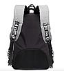 Рюкзак городской ISteeL для ноутбука Серый, фото 7