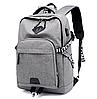 Рюкзак городской ISteeL для ноутбука Серый