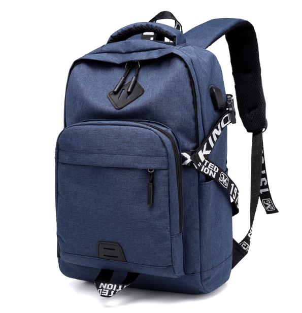 Рюкзак міський молоджіний ISteeL Синій