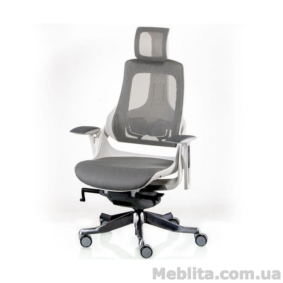 Кресло офисное WAU SNOWY NETWORK WHITE Special4You