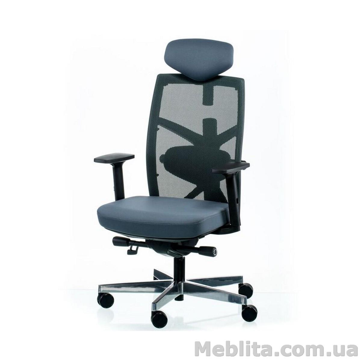 Кресло офисное TUNE SLATEGREY/BLACK Special4You