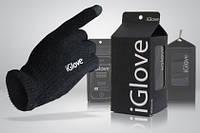 Оригинальные перчатки для сенсорных экранов iGlove (Black), фото 1