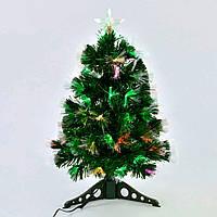 Искусственная ёлка светящаяся С 29330 высотой 60 см, фото 1