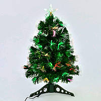 Искусственная ёлка светящаяся С 29330 высотой 60 см
