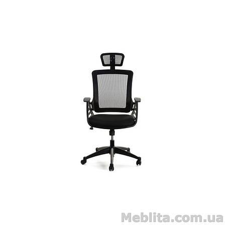 Кресло офисное MERANO headrest, Black Office4You, фото 2
