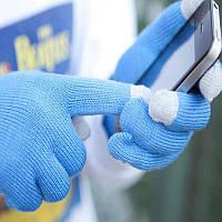 Оригинальные перчатки для сенсорных экранов iGlove (Violet), фото 1