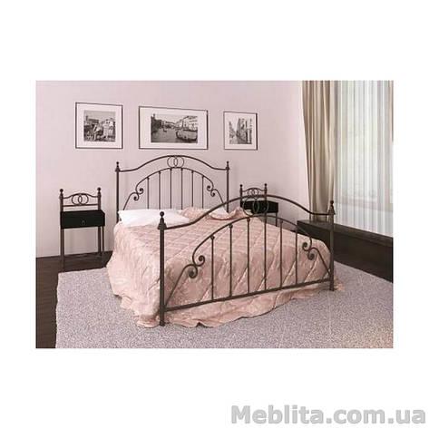 Кровать Флоренция 160х190 см. Металл-Дизайн , фото 2