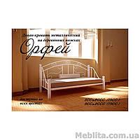 Кровать Орфей 90х200 см. Металл-Дизайн