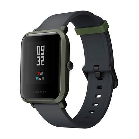 Смарт-часы Amazfit Bip GPS A1608 Kokoda Green (UG4023RT) EAN/UPC: 6970100371970, фото 2