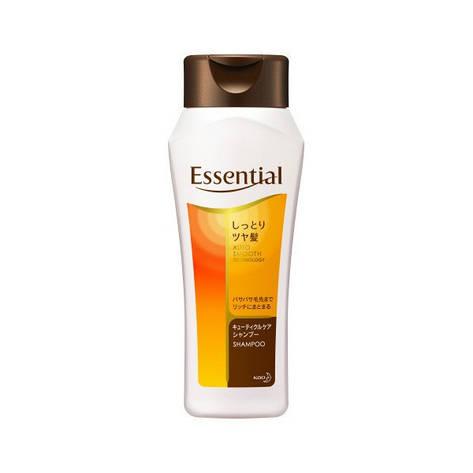 """Восстанавливающий и увлажняющий шампунь для поврежденных волос КAO """"Essential"""" 200 мл (292889), фото 2"""