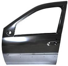Дверь передняя левая Renault Logan MCV I (Рено Логан)-801013696R