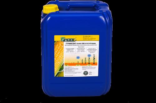 Органическое удобрение «Гумисол-плюс» 03 Кукуруза