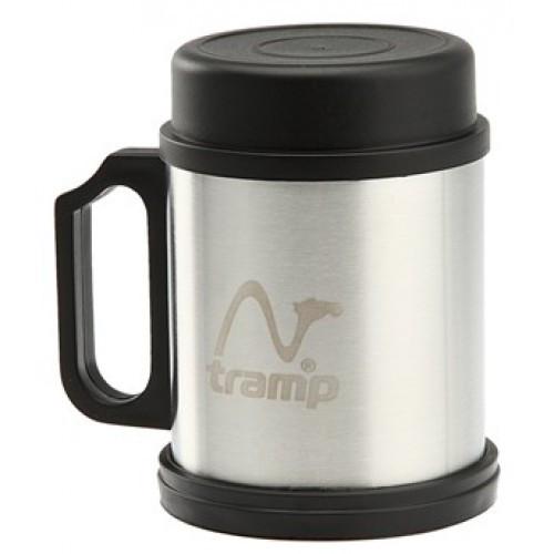 Термокружка с крышкой и подставкой Tramp Cup (TRC-006)