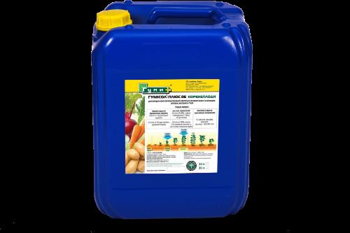 Органическое удобрение «Гумисол-плюс» 06 Корнеплоды