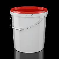 Ведро пластиковое круглое 20 л