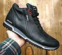 Зимние мужские ботинки кроссовки в стиле Nike Just Do it харьков