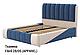 Кровать Амбер, фото 2