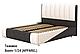 Кровать Амбер, фото 5