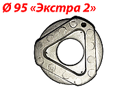 """Головка шлифовальная Ø 95 """"Экстра 2"""" SUPERHARD"""