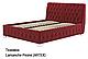 Ліжко двоспальне у м'якій оббивці Октавія / Кровать двуспальная в мягкой обивке Октавия, фото 4