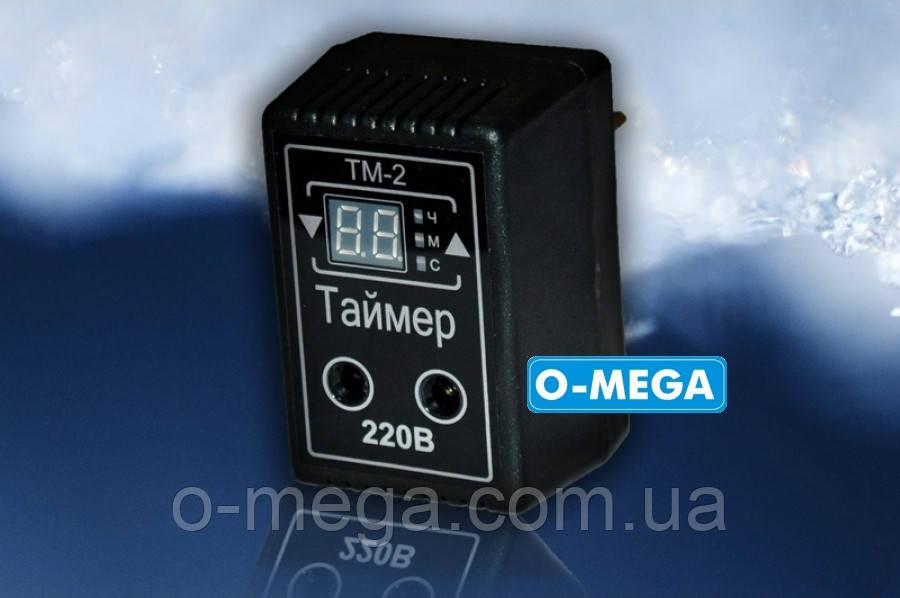 Таймер для инкубатора ТМ-2 цифровой 10А