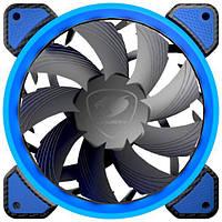 Вентилятор Cougar Vortex FB 120 BLUE, Hydraulic Bearing, 3-4 Pin Adapter