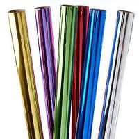 Пленка подарочная упаковочная без голограммы Полисилк оптом 50x70 см 100 шт/уп