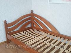 """Детская белая кровать """"Радуга - 2"""", фото 2"""
