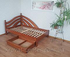"""Детская белая кровать """"Радуга - 2"""", фото 3"""