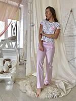 Пижама фламинго со штанами