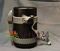 Пищевой термос Con Brio CB-359 + контейнеры, фото 1