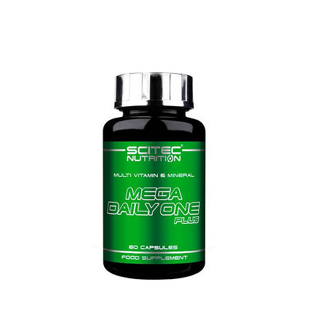 Scitec Nutrition Mega Daily One+ 60 капс
