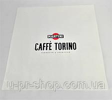 Бумажные салфетки с логотипом от 30 000 шт.