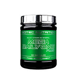 Scitec Nutrition Mega Daily One+ 120 капс