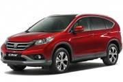 Коврики в салон Honda CR-V 2012 -