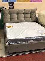 """Кровать """"Домовенок-АРТ"""" с подъемным механизмом модель """"555-130"""""""