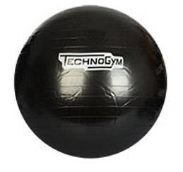 Мяч для фитнеса-75см., черный (MS 0983D)