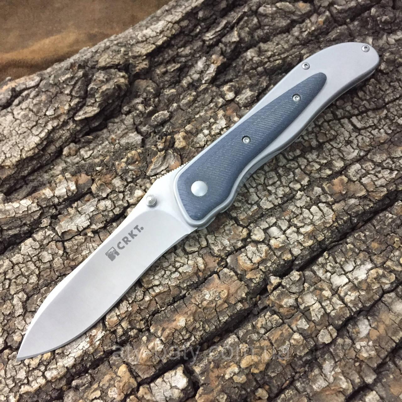 Нож складной CRKT Notorious (1167) Б/У