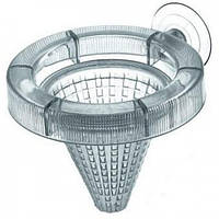 Кормушка круглая-конус для рыб в аквариум Resun WB-01