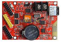 Контроллер HD-W60 huidu для led дисплея, бегущей строки, светодиодного рекламного экрана