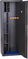 Оружейный сейф Ferocon Е140К.Т1.П3.7022, 1370×500×380 мм, 75 кг