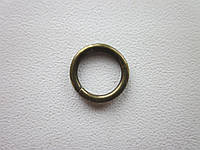 Кольцо проволочное 1.5 х 8 мм антик