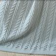 Покривало 170x240 BETIRES BREMEN AQUA (100% акрил), фото 2