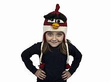 Модна шапка для хлопчика Ангри бердз