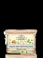 """Мыло косметическое """"Облепиха и Липа"""" - Зеленая Аптека"""