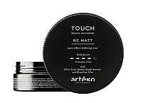 Воск для волос с матирующим эффектом средней фиксации Be Matt, 100 мл
