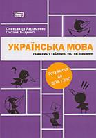 Українська мова. Правопис у таблицях, тестові завдання