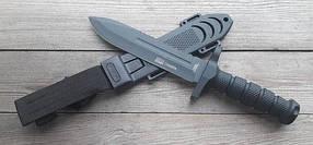 Нож армейский охотничий тактический Columbia USA Спецназ 1328a  +пластиковый чехол